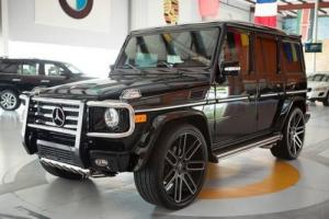 2010 Mercedes-Benz G-Class G 55 AMG Photo