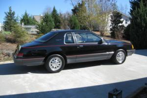 1985 Ford Thunderbird Coup
