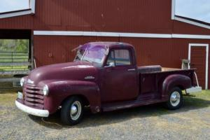 1953 Chevrolet Other Pickups