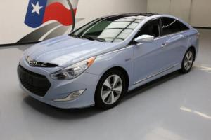 2012 Hyundai Sonata HYBRID ULTIMATE LEATHER NAV