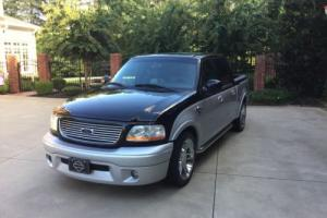 2003 Ford F-150 F150 HARLEY Davidson Photo
