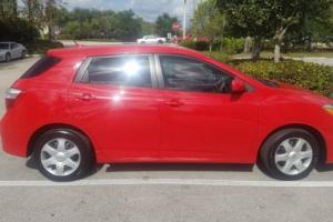 2009 Toyota Matrix Base manual transmission