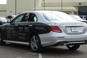 2017 Mercedes-Benz E-Class E 300 Sport RWD Sedan