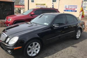 2007 Mercedes-Benz E-Class 4MATIC Photo