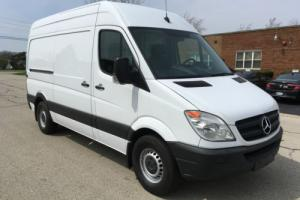 2011 Mercedes-Benz Sprinter 144""