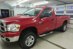2007 Dodge Ram 2500 RAM Heavy Duty
