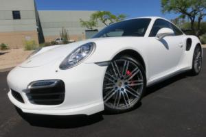 2015 Porsche 911 911 Turbo Coupe