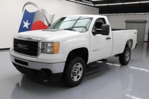 2014 GMC Sierra 2500 REGULAR CAB 4X4 CRUISE CTRL LB