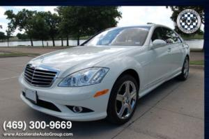 2008 Mercedes-Benz S-Class CERTIFIED PRE-OWNED ONLY 12K MILES