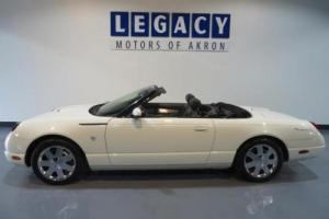 2002 Ford Thunderbird --