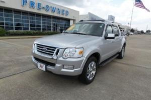 2010 Ford Explorer Sport Trac Limited RWD