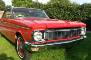 1966 Ford Falcon Deluxe XP Hardtop