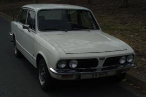 Triumph Dolomite 1976 Very good condition.