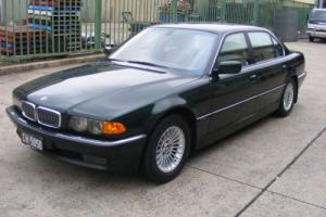 BMW 740iL , 2000 MODEL, LOW KMS,IN ORIG FACTORY CONDITION !!