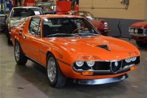 1972 Alfa Romeo Montreal -- Photo