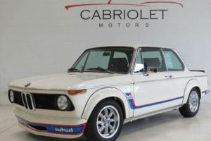 1975 BMW 3-Series Turbo Rep