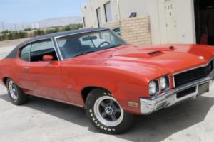 1972 Buick Skylark GS Tribute 383 v8 California Car!!!