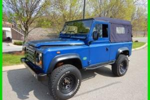 1988 Land Rover Defender Photo