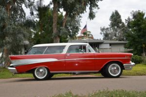 1957 Chevrolet Bel Air/150/210 Nomad