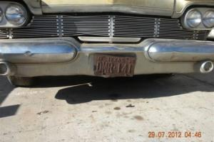 1958 Chrysler Imperial crown for Sale