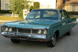1968 Dodge Polara TWO OWNER SURVIVOR - 41K MILES