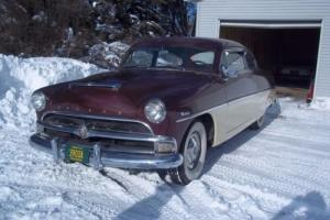 1954 Hudson Wasp Brougham Coupe