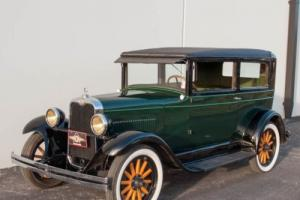 1928 Chevrolet Other Model AB Two-door Sedan Photo