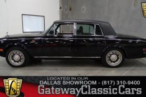 1976 Rolls-Royce Silver Shadow --