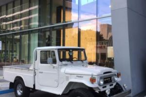 1977 Toyota Land Cruiser Full Frame Off Nut and Bolt Restoration