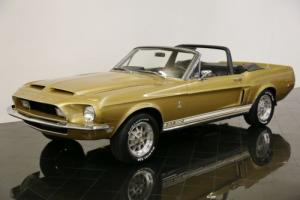 1968 Shelby Mustang GT350