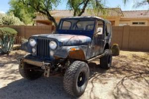 1976 Jeep CJ CJ7 Photo