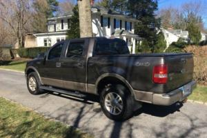 2005 Ford F-150 Lariat 5.4L 4x4 SuperCrew