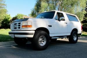 1995 Ford Bronco XLT Sport