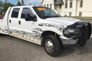 2000 Ford F-550 --
