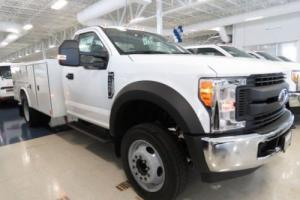 2017 Ford F-450 XL - 11' READING Utility Service Body 2WD