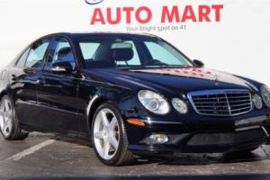 2009 Mercedes-Benz E-Class E350 Photo