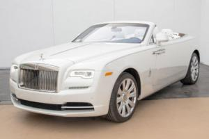 2016 Rolls-Royce Silver Spirit/Spur/Dawn Convertible for Sale