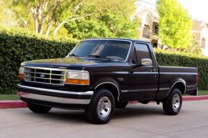1995 Ford F-150 1995 F150 SINGLECAB SHORTBED 89K MILES VERY CLEAN