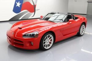 2004 Dodge Viper SRT-10 ROADSTERHP V10 LEATHER