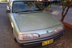 Holden Commodore VL Berlina 1986. 42000 original kms. Immaculate as new.