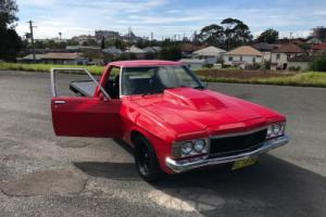 HOLDEN HJ 74 UTE  MUSCLE CAR TUFF TUFF Photo