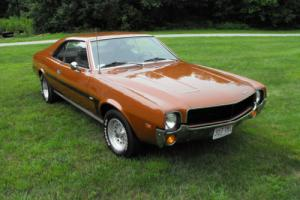 1969 AMC Javelin SST Photo