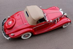 1934 Replica/Kit Makes S Supercharged 500 Mercedes Benz 500K 540K