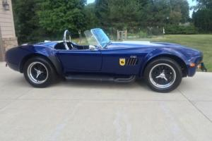 1965 Shelby JAC 427 Photo