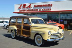 1947 Ford WOODY for Sale