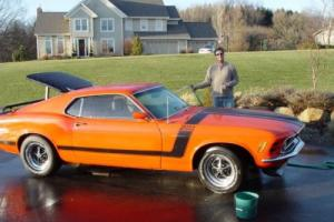 1970 Ford Mustang boss 302 clone
