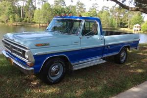 1971 Ford F-250 Farm and Ranch