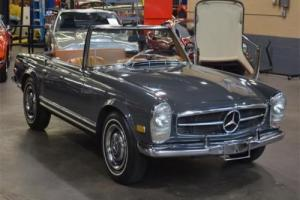 1967 Mercedes-Benz 250 SL --