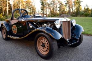 1952 MG T-Series Vintage Race Car