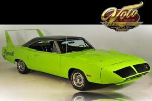 1970 Plymouth Superbird -- for Sale